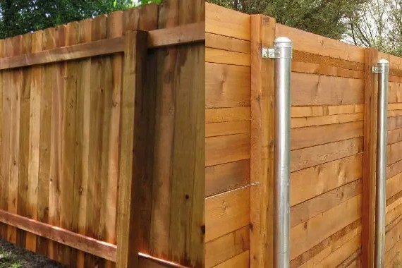 Metal Or Wood Which Privacy Fence Posts Are Best Post Puller